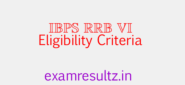 Eligibility-criteria-for-IBPS RRB
