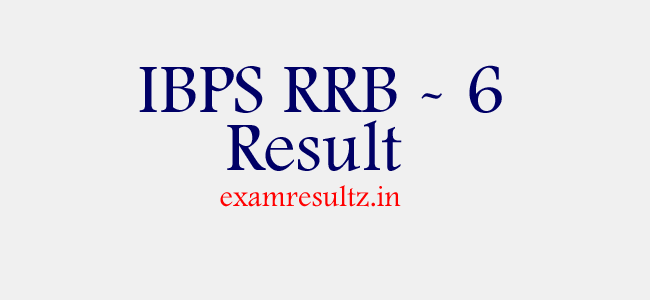 IBPS-RRB-result