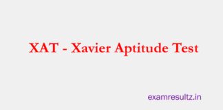 Xavier Aptitude Test
